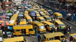Traffic Insanity in Lagos