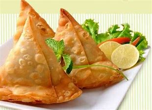 Don't Judge a Samosa by its Cover