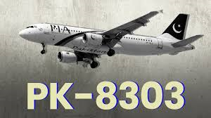 PIA  Crash – PK 8303
