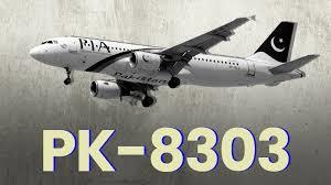 PIA  Crash – PK8303