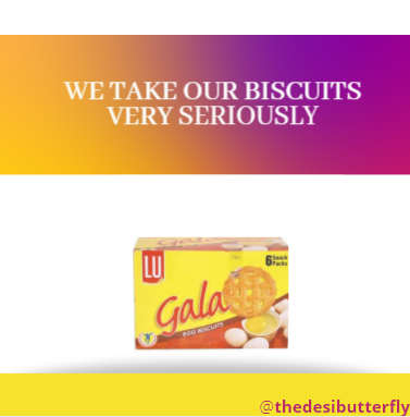 We Take Our BISCUITS VERYSeriously